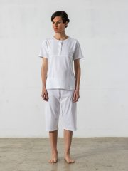 Pijama corto de 2 piezas – Oncohelp