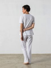 Detalle Pijama Mujer – Oncohelp