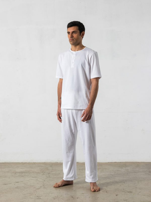 2- piece long pyjama - Oncohelp